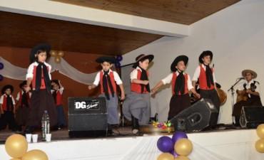 Rivadavia: Casting folclore niños en el Cine Ducal