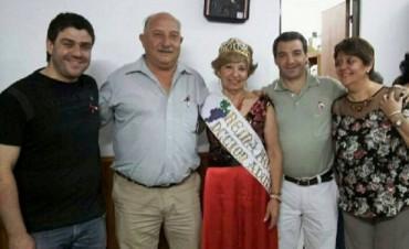 Mirta Ciccone es la flamante Reina Provincial de Adultos Mayores