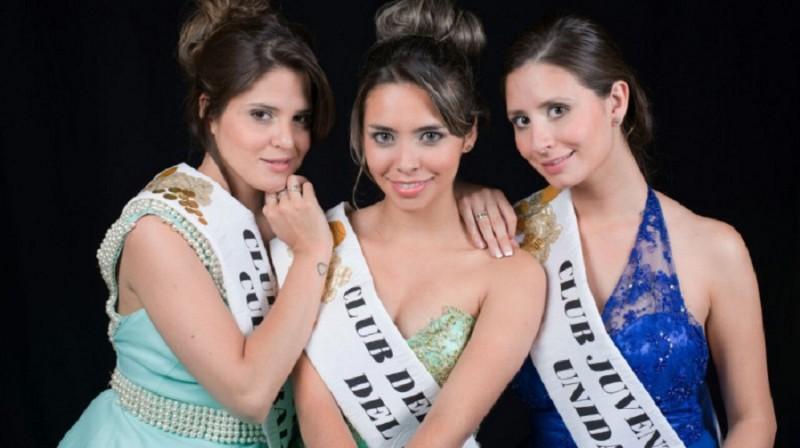 Tres bellas paceñas sueñan con ser la futura Reina departamental de la Vendimia