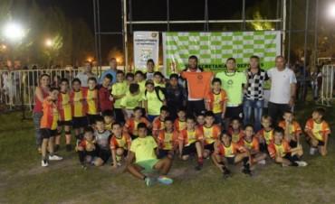 """Finalizó el Torneo de Fútbol Infantil """"Jugar para hacer amigos 2017"""""""
