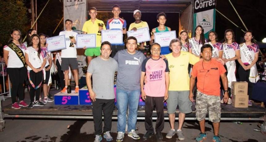 La 5° Edición de la Maratón Nocturna La Paz Corre fue todo un éxito