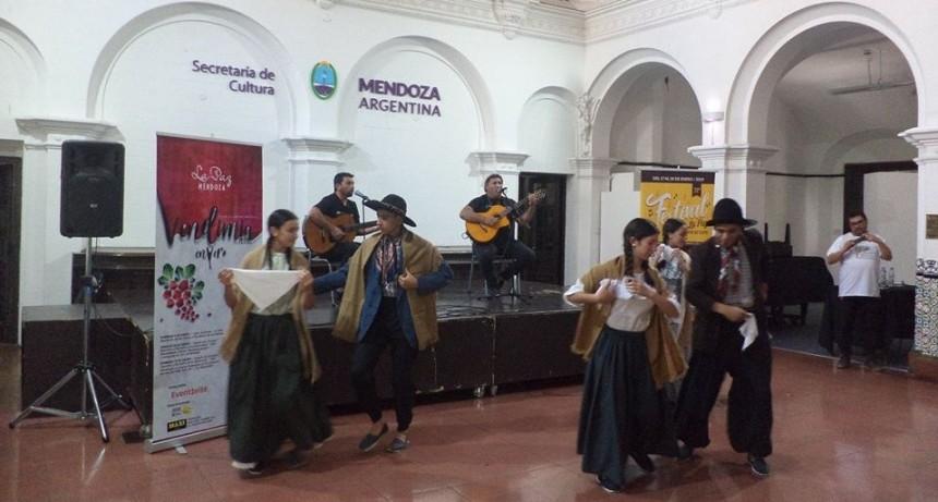 Se presentó oficialmente el 31° Festival de La Paz y el Canto de Cuyo