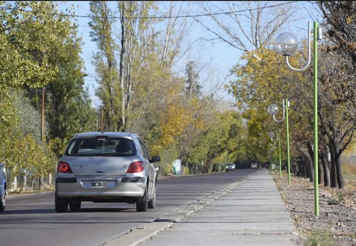 Junín ya construyó más de 100 kilómetros de ciclovías