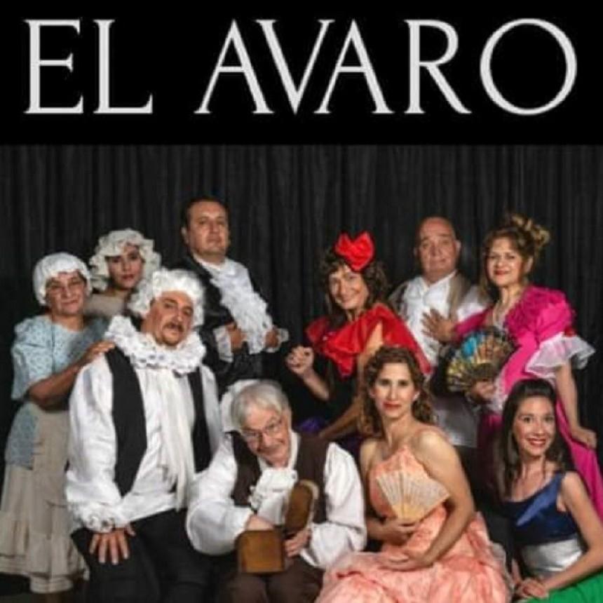 Con la obra El Avaro, el elenco  La Libra cierra un prolífico 2019