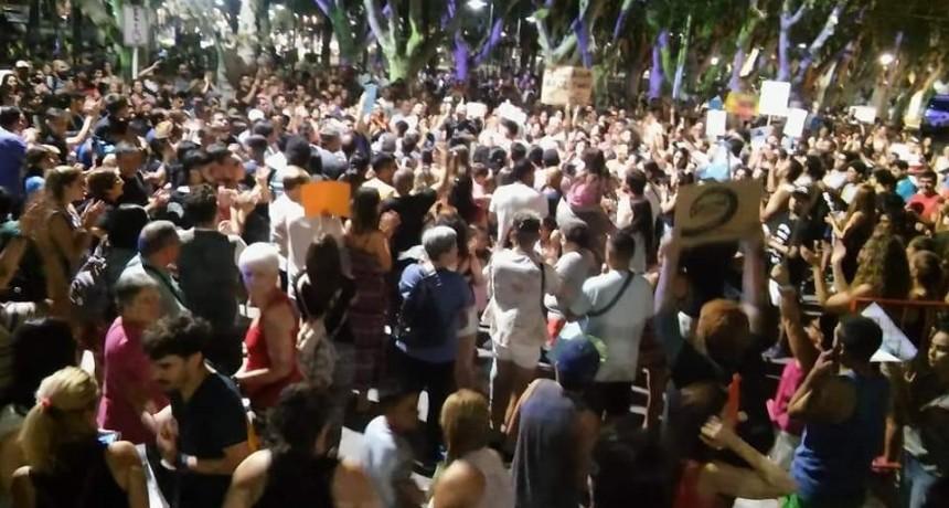 Rivadavia suspendió la Vendimia de Ciudad por manifestaciones