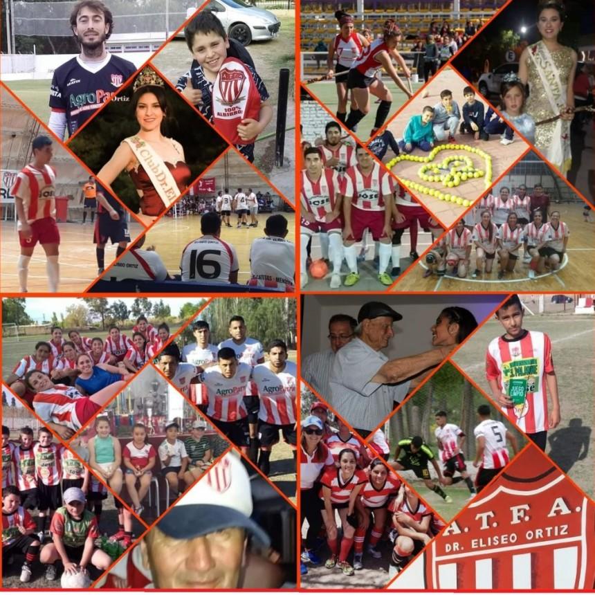 Se viene la Fiesta 82 Aniversario del Club Eliseo Ortiz