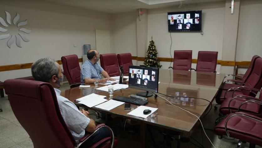 El Honorable Consejo Deliberante dio sanción a la ordenanza tarifaria y al presupuesto municipal 2021
